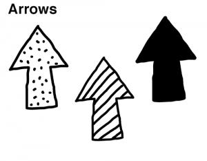 arrows-whiteboard