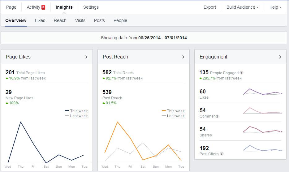 Fanelli_Facebook Insights