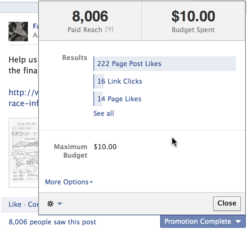 Generate Thousands of Views on Facebook Marketing Your Infographic