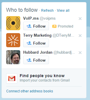 Promoted Accounts 1