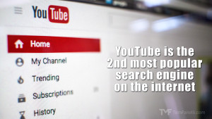 youtube-2nd-most-popular-search-engine